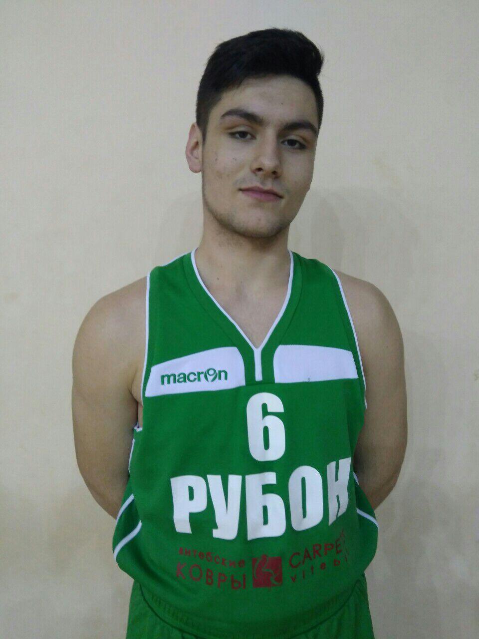 Рубон Глеб Пехтеров