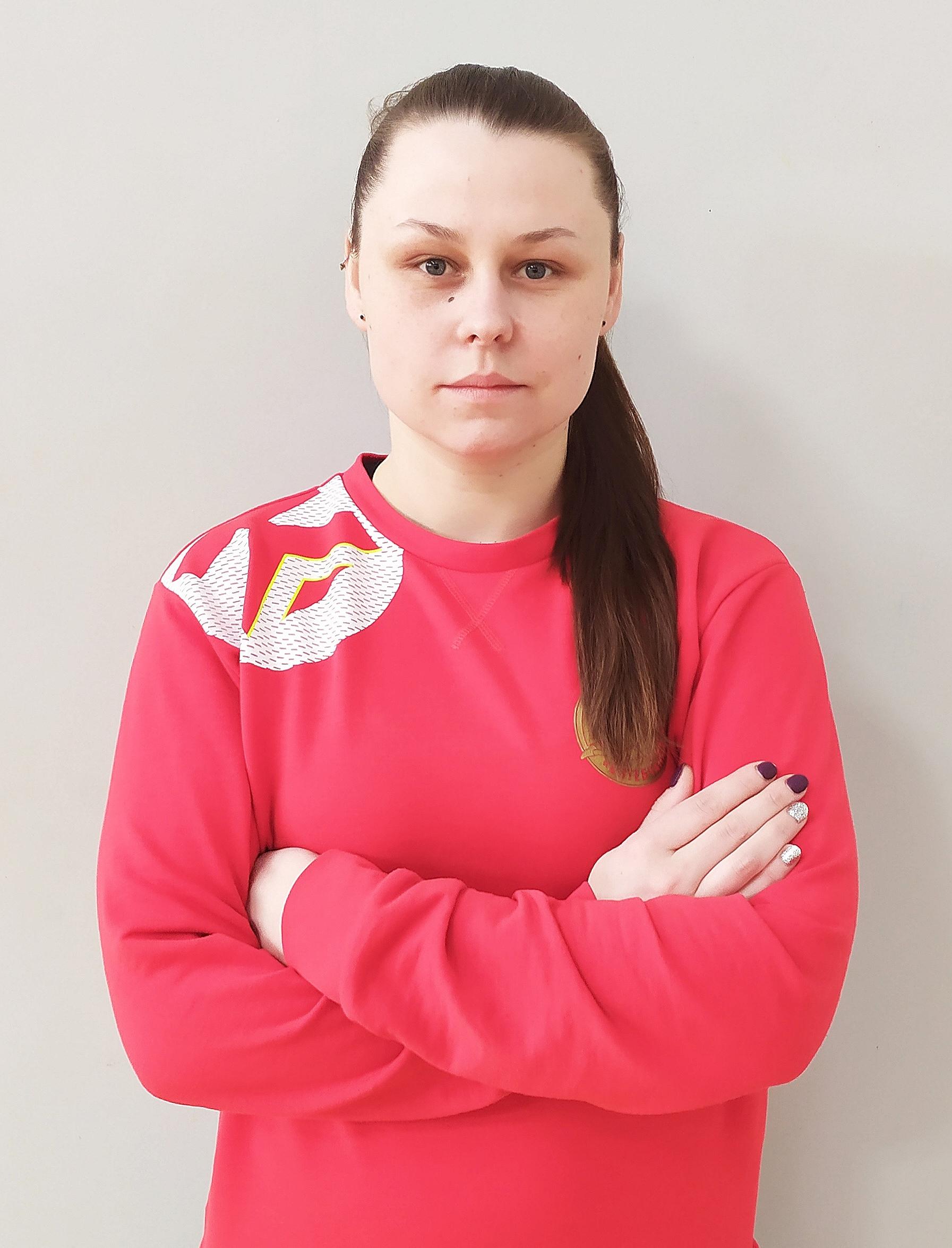Витебчанка Синякова Карина